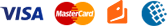 Принимаем оплату заказов банковскими картами и электронными деньгами