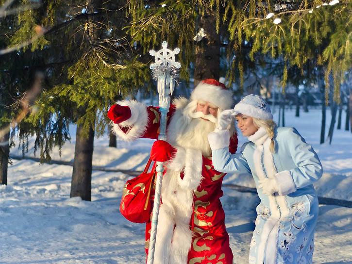 Родина Деда Мороза