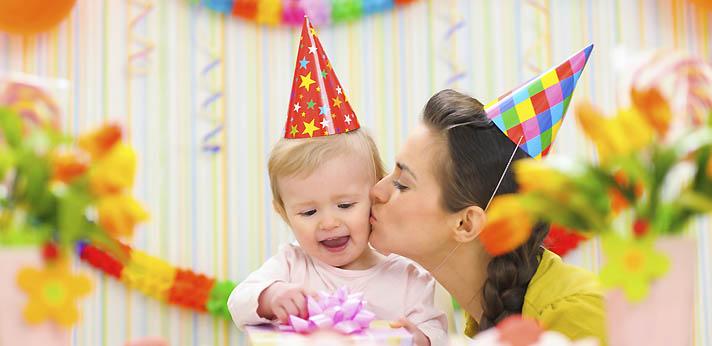 День рождения ребенка. Идеи организации и проведения.
