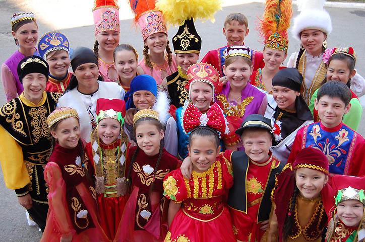 Культура многонациональной России