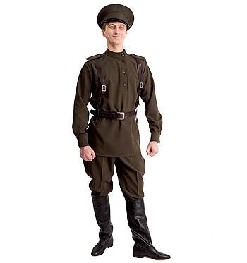Военно исторический костюм