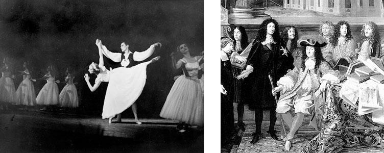 История балеток для танцев
