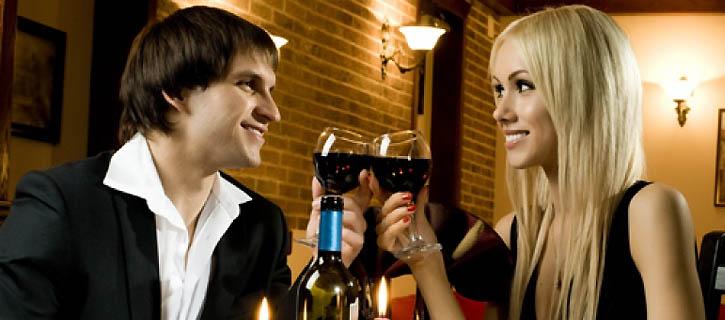 Новый год в кафе или ресторане