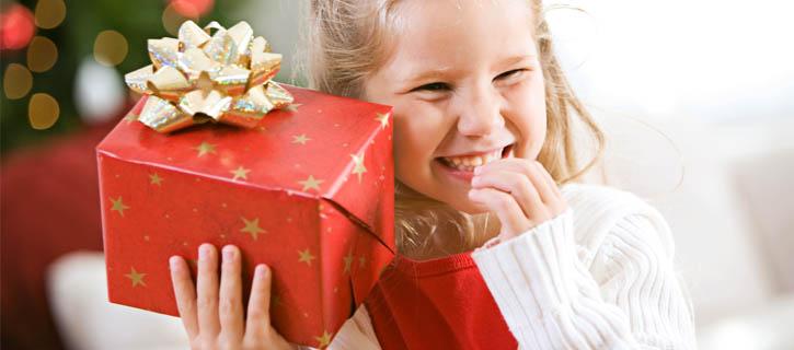 Играем в квест «Найди свой подарок»