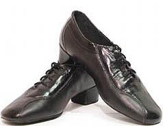 Мужские бальные ботинки
