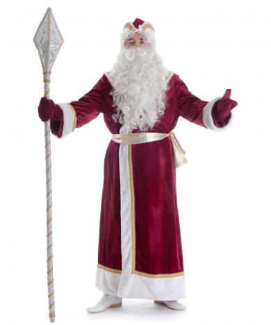 Ded Moroz Costume (1-3 DM EP)