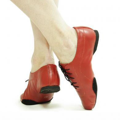Jazz Shoes Leather Social Dance