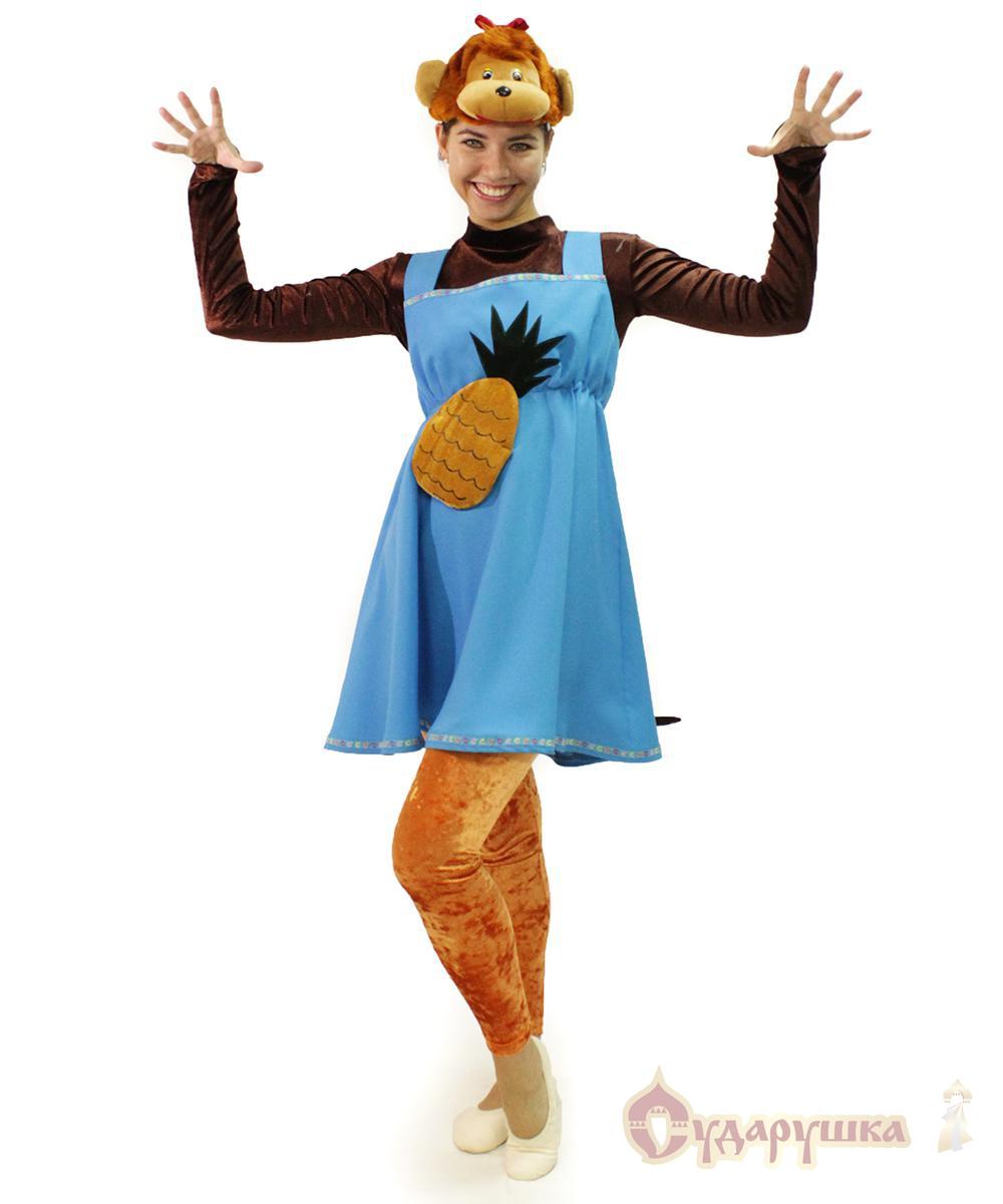 Купить карнавальный костюм «Обезьяна» - photo#7