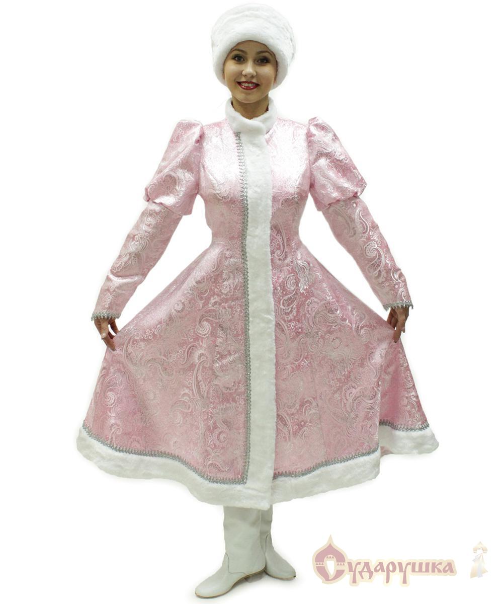 Новогодний костюм Снегурочка Классическая - photo#45