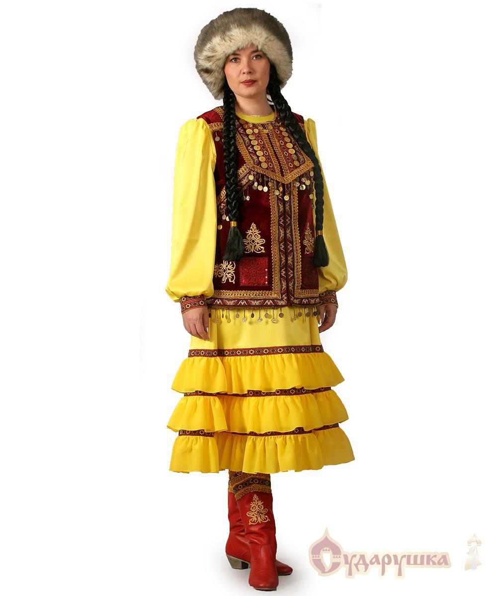 Женский Русский Весенний Костюм Доставка