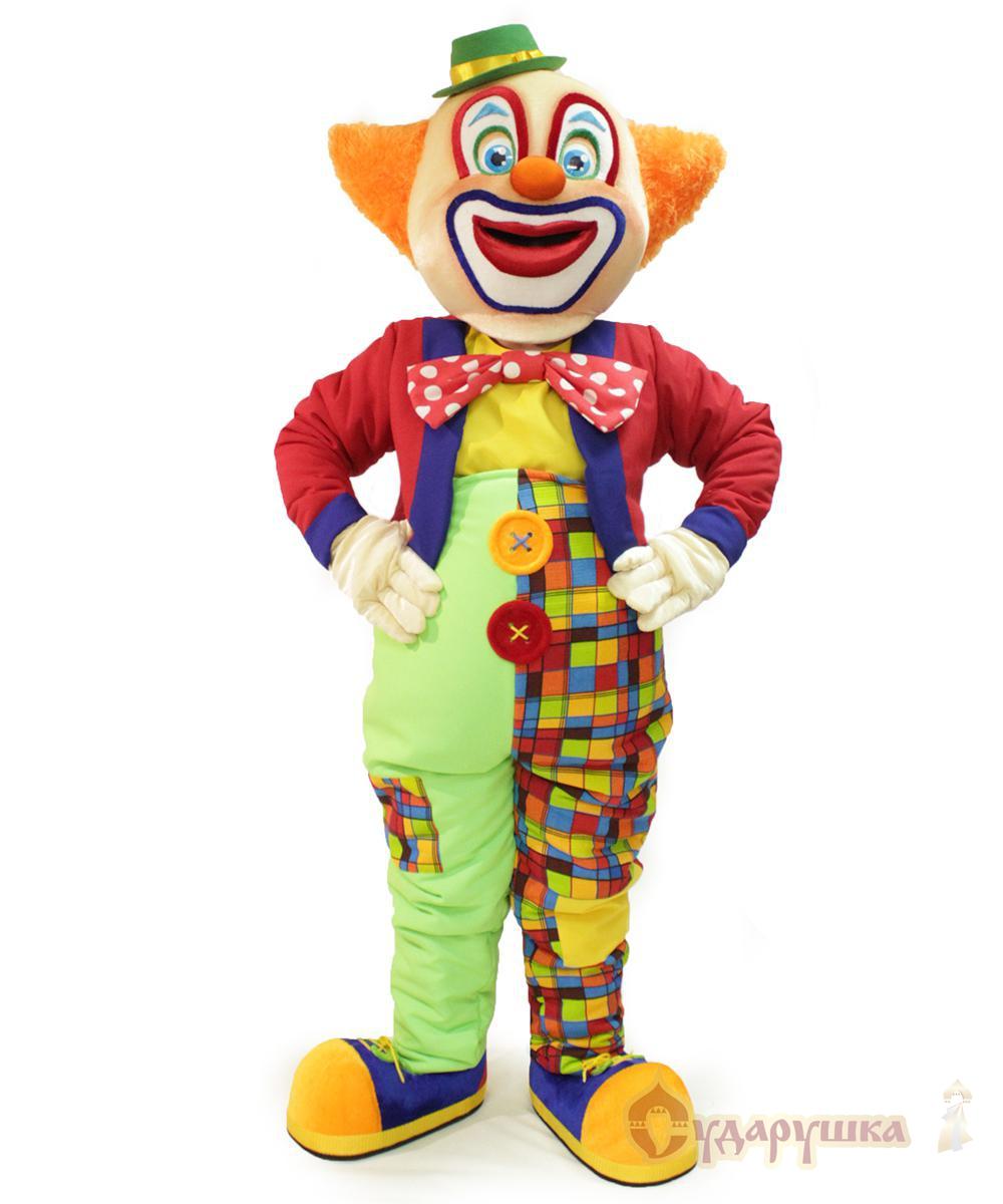 Ростовая кукла клоун своими руками из 26