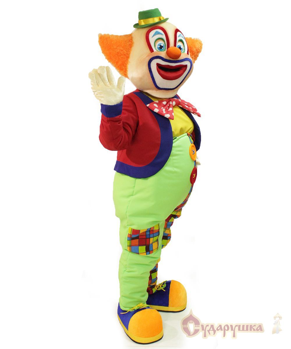 Ростовая кукла клоун своими руками из 17