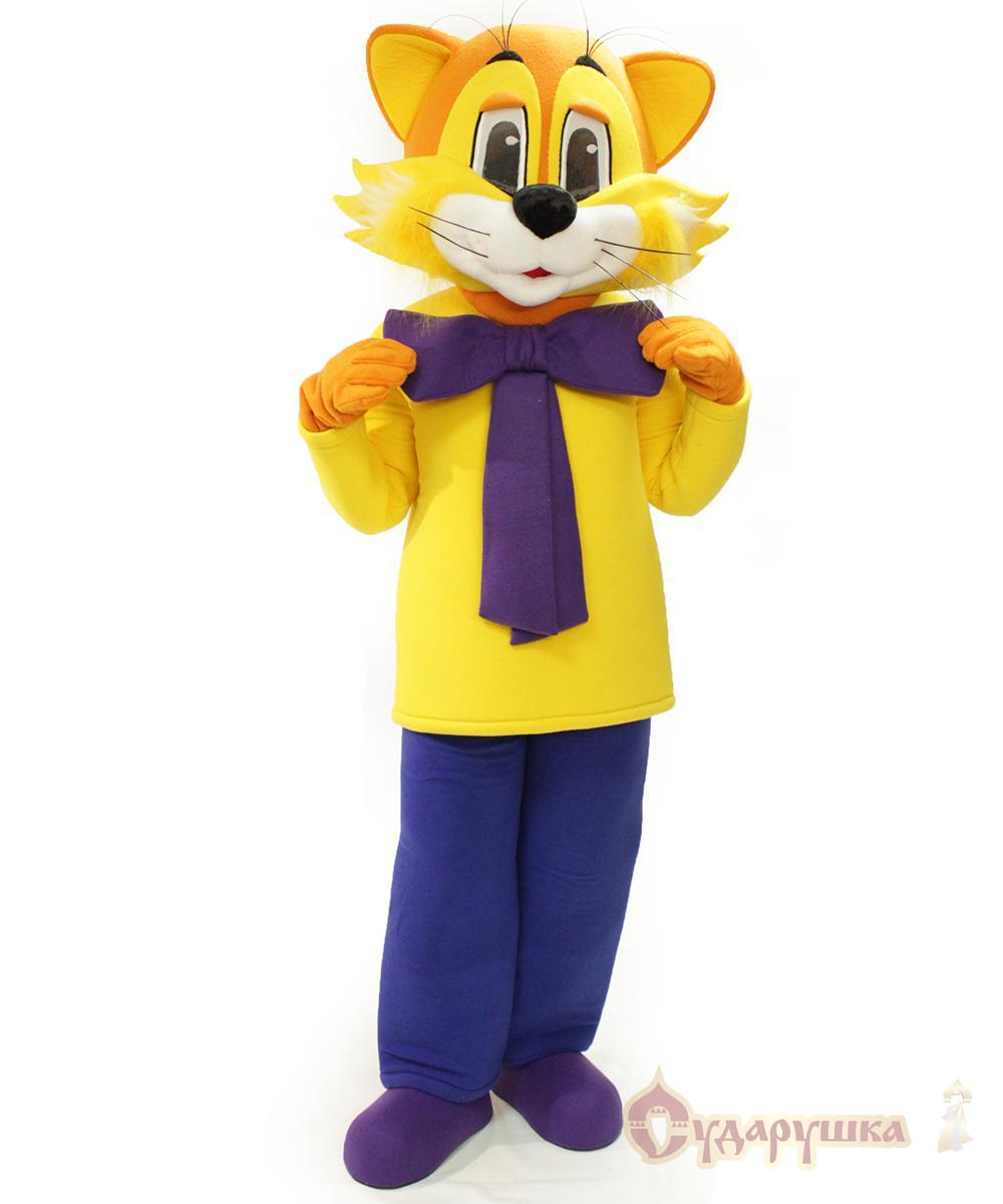 Кот леопольд костюм своими руками