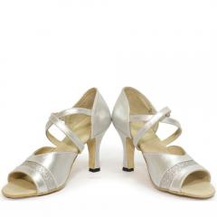 Sandals ballroom combined M95 silver
