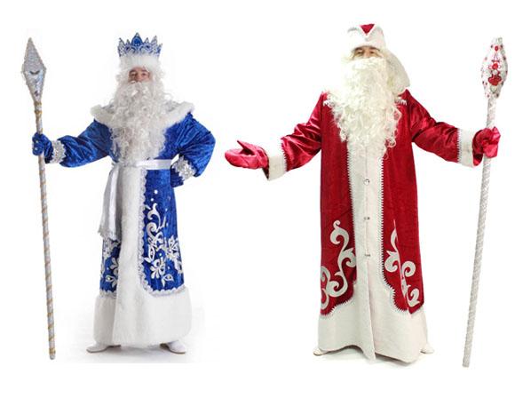 Ковогодние костюмы Деда Мороза уже в продаже! - Сударушка c18c9edc660