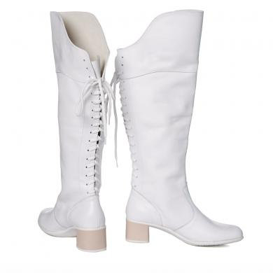 White dressy shoes for