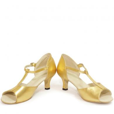 Sandals ballroom Latina M-91 (Gold)