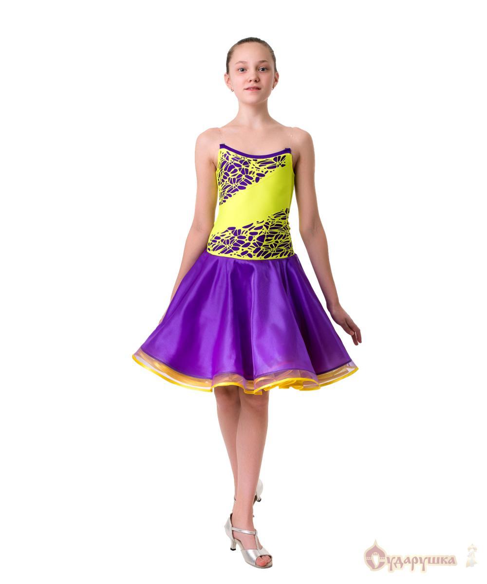 Платье с заниженной талией детские