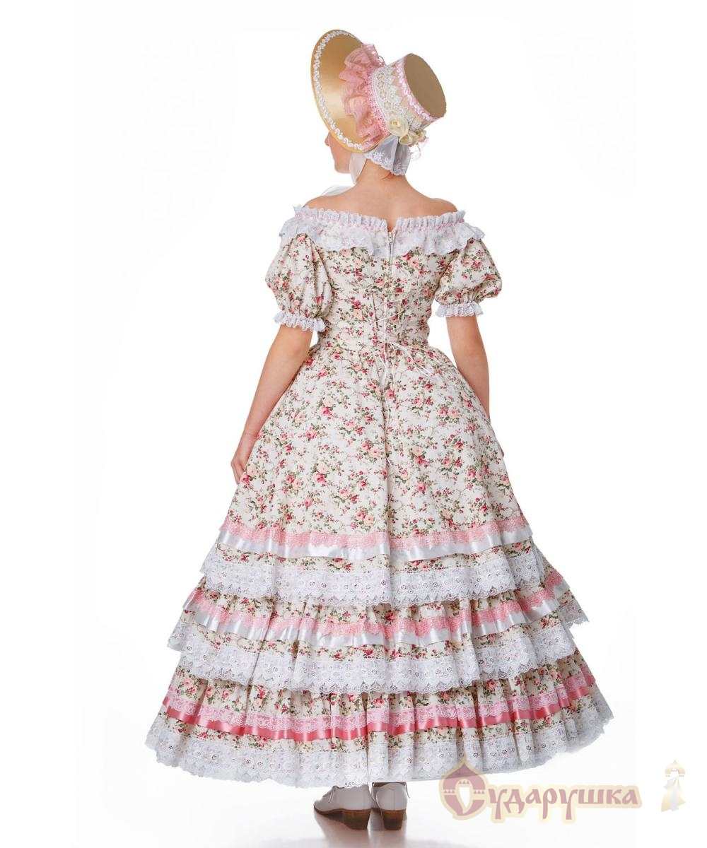 детские платья 19 века купить