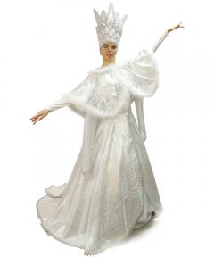 Costume Snow Queen