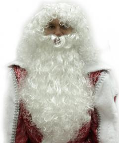 Ded Moroz Wig and Beard