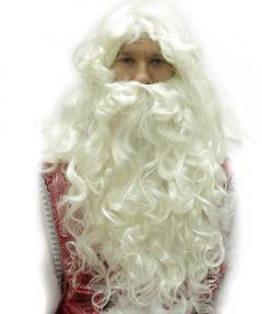 Ded Moroz Beard and Wig