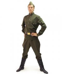Male military costume