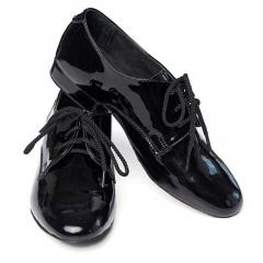 Mens Shoes Ballroom M65 varnish