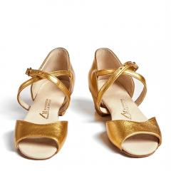 Sandals ballroom Diana (Gold)